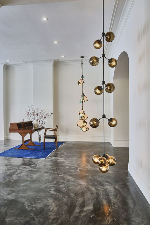 modern lighting company. roll u0026 hillu0027s first ever nyc lighting showroom is now open three floors of handcrafted modern from designers such as lindsey adelman and jason company e