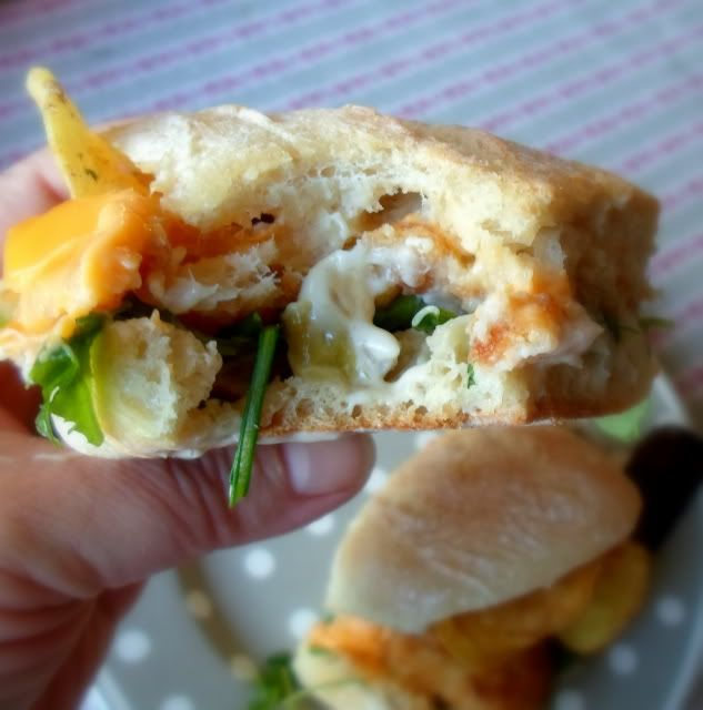 Best Finger Sandwiches Recipes | ... the World's Best Fish Finger Buttie (Sandwich) | Cooking and Recipes