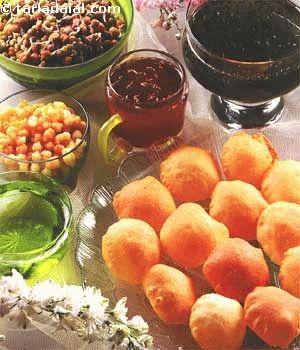 Pani Puri, Paani Puri, Golgappa Recipe recipe | Paani Puri Recipe | by Tarla Dalal | Tarladalal.com | #2806