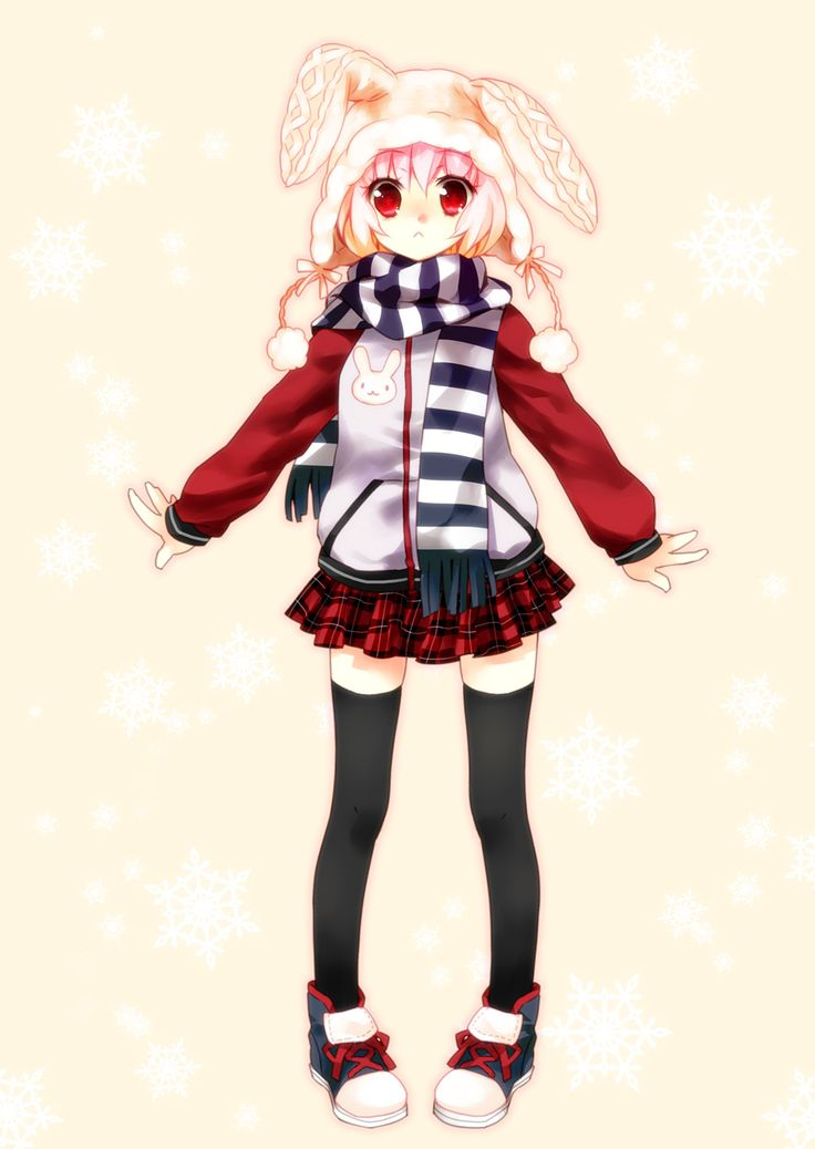 47+ Anime girl sweater image trends