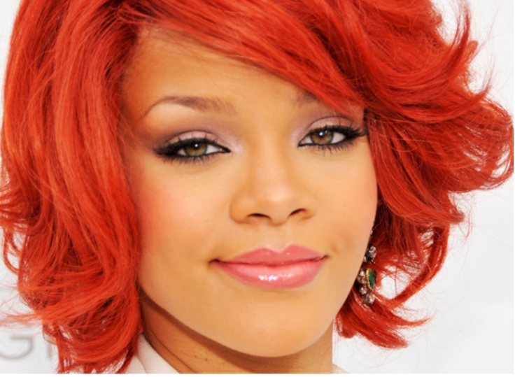 Rihanna Hairstyles: 150 Best Images About Rihanna's Hair On Pinterest