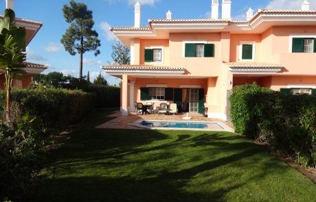 Semi detached 2 bedrooms south facing house, Monte da Quinta, Quinta do Lago.