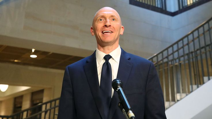 Carter Page's Budapest Meetings Draw Scrutiny | Committee to Investigate Russia