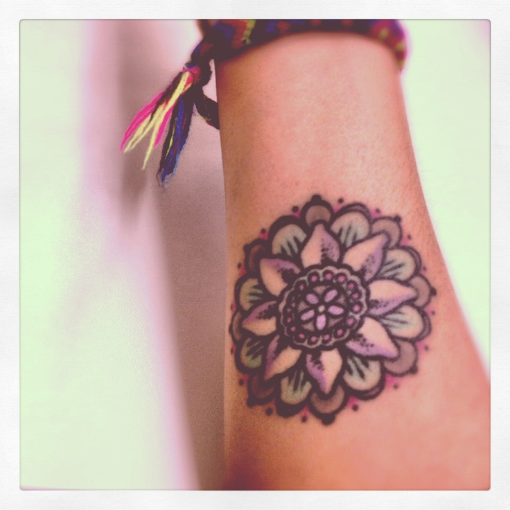 306 best tattoos3 images on pinterest tattoo ideas tattoo female small mandala tattoo design on forearm middle mandalas are most often used in meditation as a way of connecting to the inner self thecheapjerseys Image collections