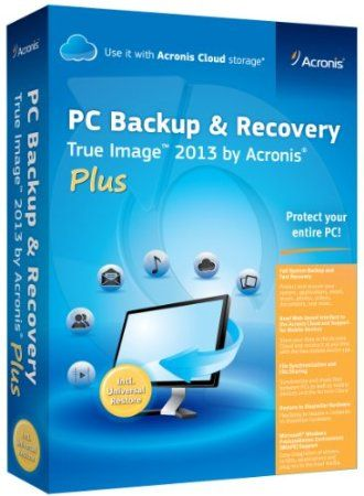 True Image 2013 Plus by Acronis provides home users with reliable backup, recovery, and file synchronization. You can easily define where and how often to backup – locally or online. It only takes a few steps to create a copy of your hard drive. And you can recover a lost file quickly. Synchronize your files between local or network folders, multiple PCs, with mobile devices and the Acronis Cloud, or share them easily with friends and family. Price: $79.91
