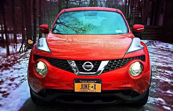 Genial #Nissan #JUKE : @garnerd26