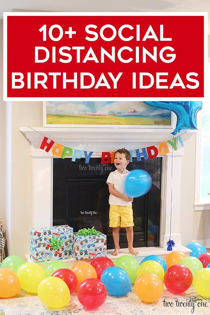 How To Make A Shelter In Place Birthday Special In 2020 Birthday Party At Home Birthday Traditions Kids Birthday