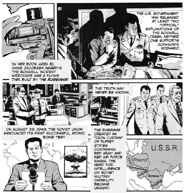 Media Tie In Graphic Novels: 1000+ Images About Cold War History On Pinterest