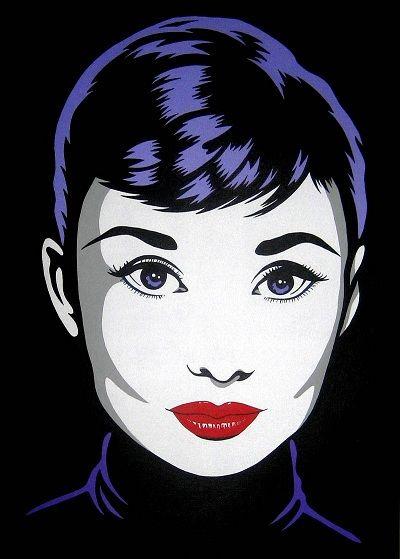 45429 best la sadgirl images on pinterest drawings art - Cuadros audrey hepburn ...