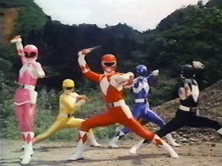Power Rangers Time Line