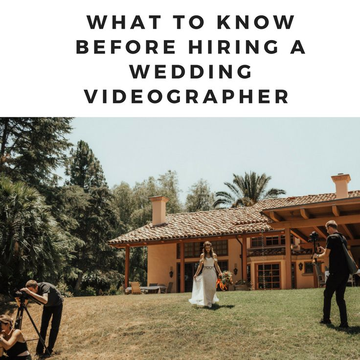 What You Should Know Before Hiring a Wedding Videographer | Wedding Videographer | Wedding Photography