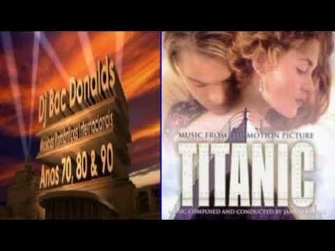 As Mais Belas Musicas Romanticas Internacionais de Filmes anos 70 80 e 9...