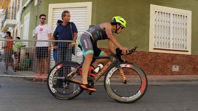 El 113 de Valencia ha sido el segundo iron man en el que el extremeño Pakillo Fernández Cortés ha participado en su particular reto del mes de junio de competir en tres iron man y un triatlón olímpico.