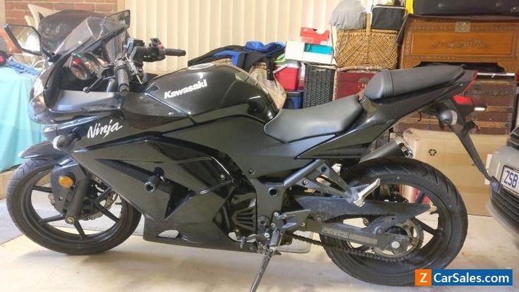 Motorcycle #kawasaki #ninja #forsale #australia