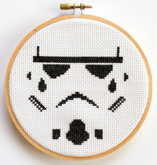 CROSS STITCH FOR A GEEK – I've been creating | I've been creating