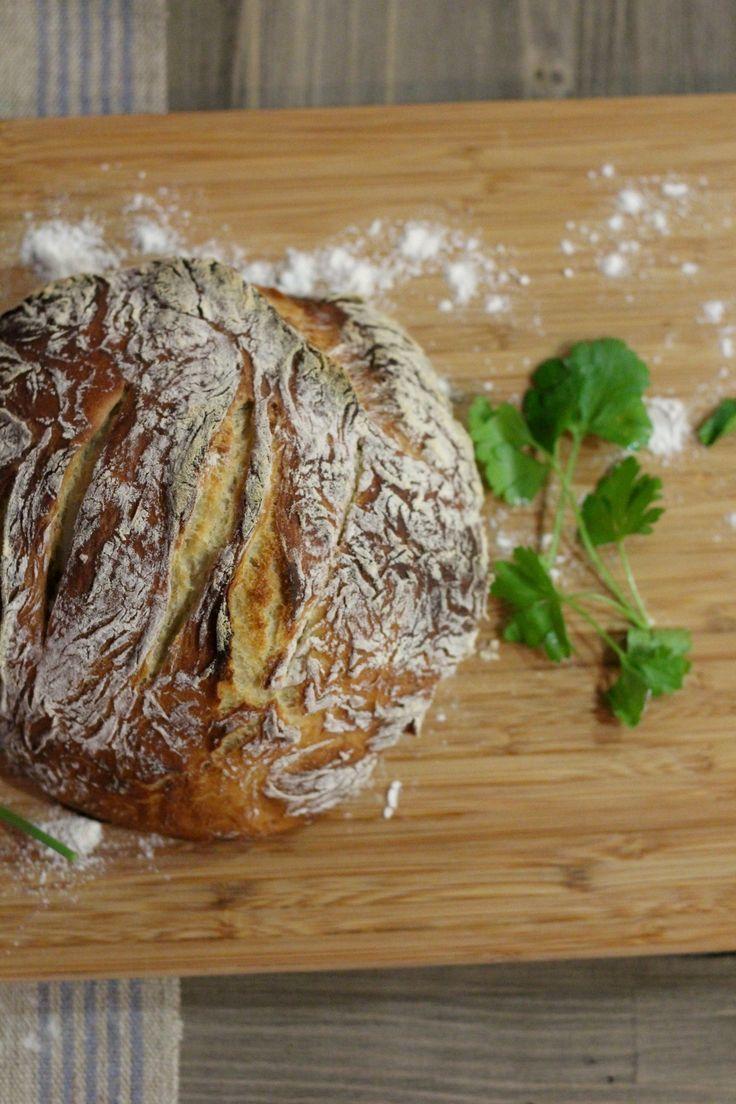 The Very Best Handmade Rustic Farm Bread