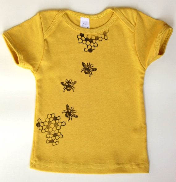 Hey, I found this really awesome Etsy listing at https://www.etsy.com/listing/270375416/bee-baby-t-shirt-american-apparel