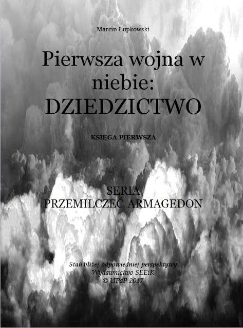 Marcin Łupkowski - autor: Niezwykły szatan...