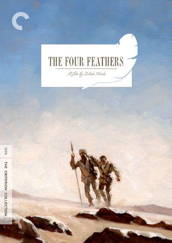 The Four Feathers / HU DVD 10350 / http://catalog.wrlc.org/cgi-bin/Pwebrecon.cgi?BBID=11860629