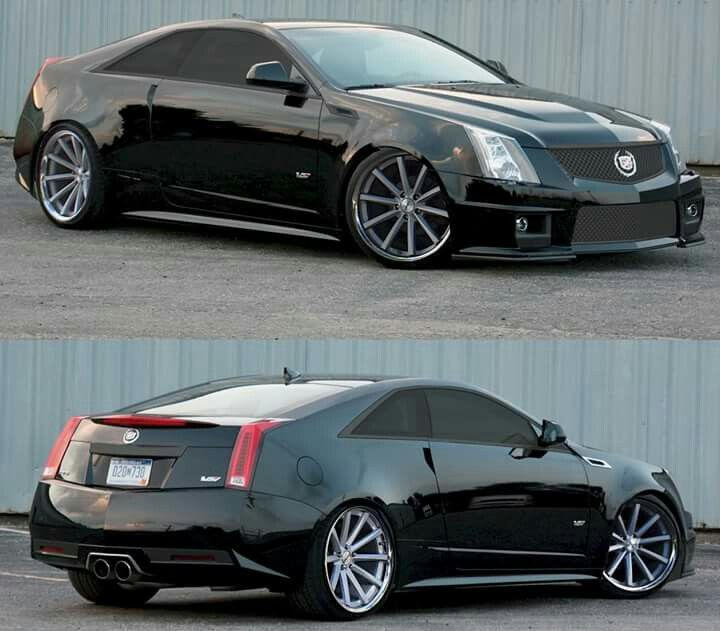 Widebody D3 Cadillac Cts V Is A Beast: Pin On Autos