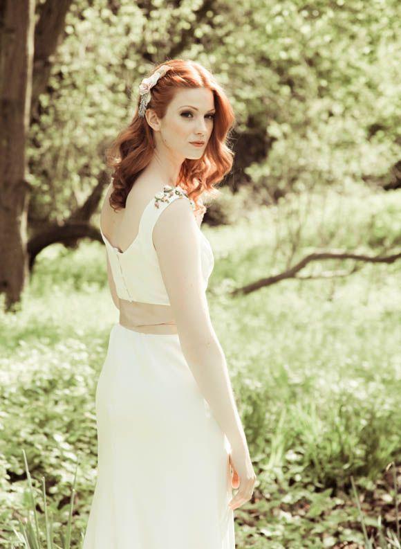Wedding Dresses London - Mae by Johanna Hehir