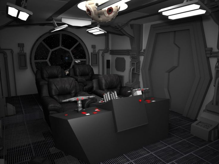 star wars theme home theater home theater pinterest star wars theatres and man cave. Black Bedroom Furniture Sets. Home Design Ideas