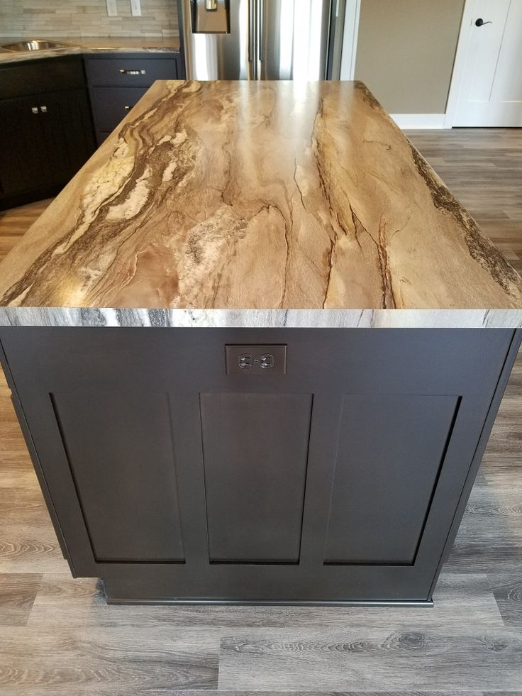 Dolce Vita Formica Countertops New Home Completed