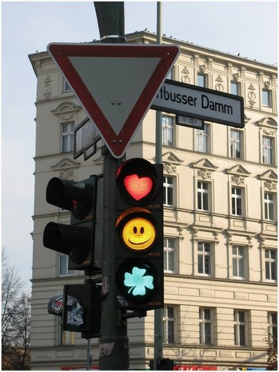 BERLINer sind kreativ :-)