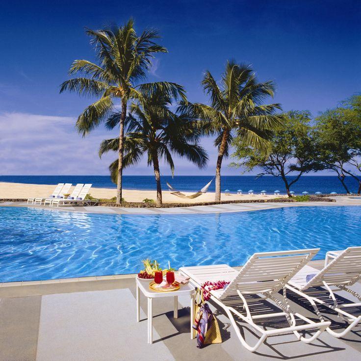 Hapuna Beach Prince Hotel On The Big Island
