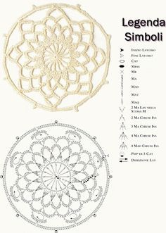 small crochet dreamcatcher - Pesquisa Google
