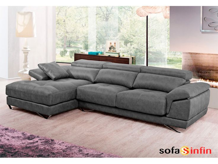 109 best images about sof s chaise longue y rinconeras on for Sofas precios baratos