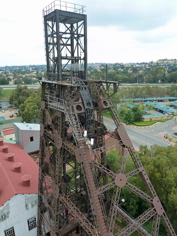 Tower of Terror | Gold Reef City | Johannesburg, South Africa