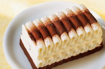 Breyers Vienetta. - This was such a big deal. Served one at a family meal last weekend
