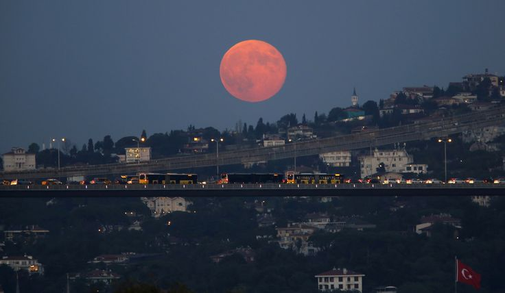 Supermoon Total Lunar Eclipse: NASA To Live Stream Blood Moon