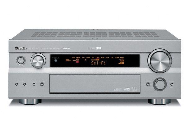 Yamaha RX-V2500 7.1 Digital Surround Sound Amplifier 2004