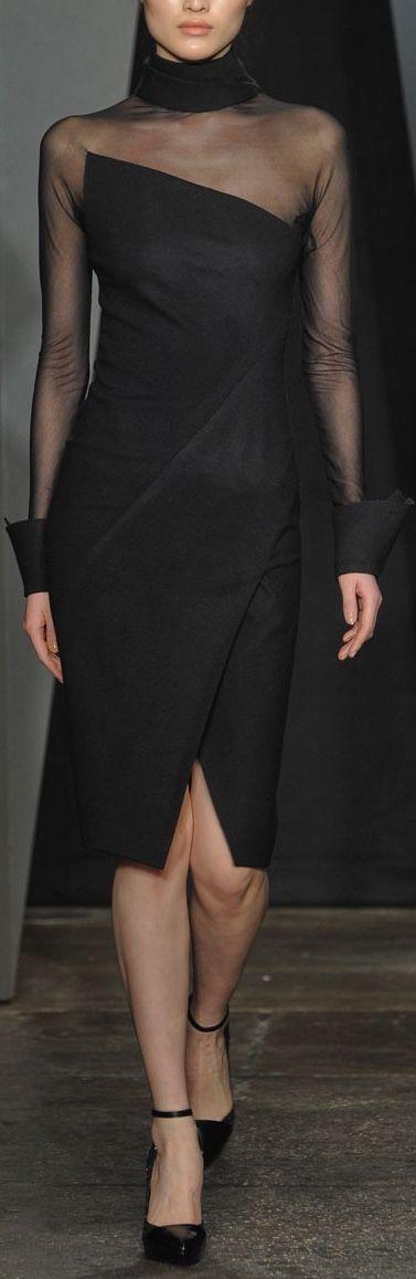 Donna Karan Fall 2012 ~ NYFW