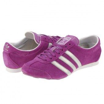 Pantofi sport Adidas mov