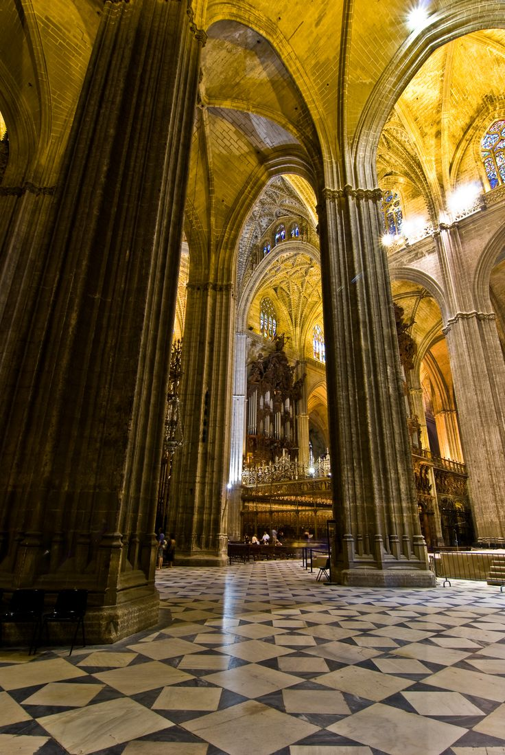 seville cathedral - Google Search