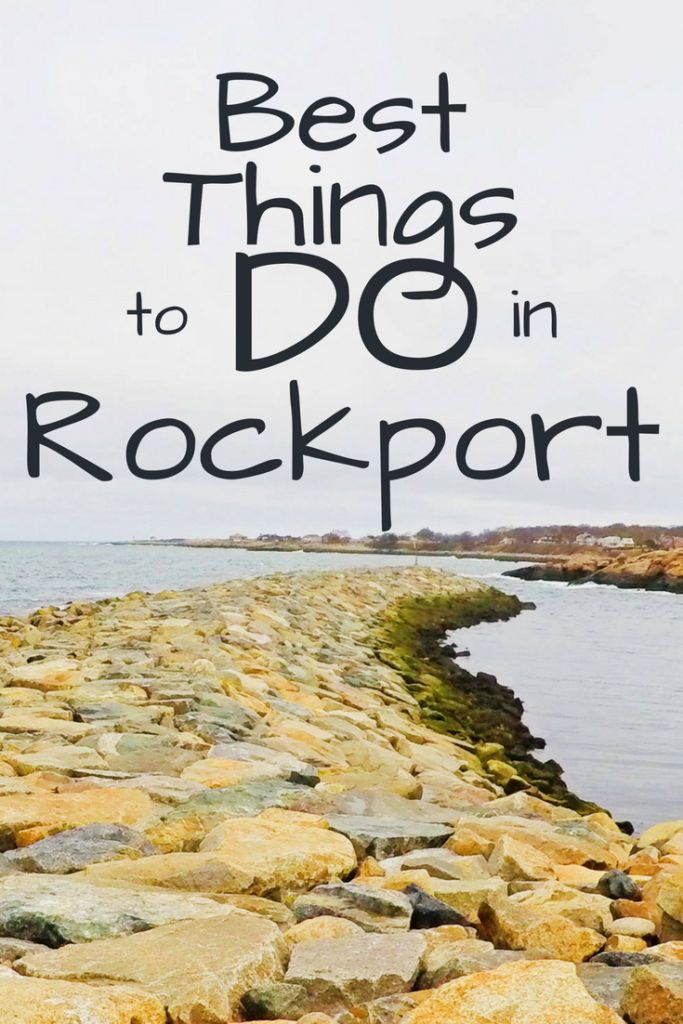 Visiting Rockport, MA, United States for a peaceful getaway not too far from Boston.