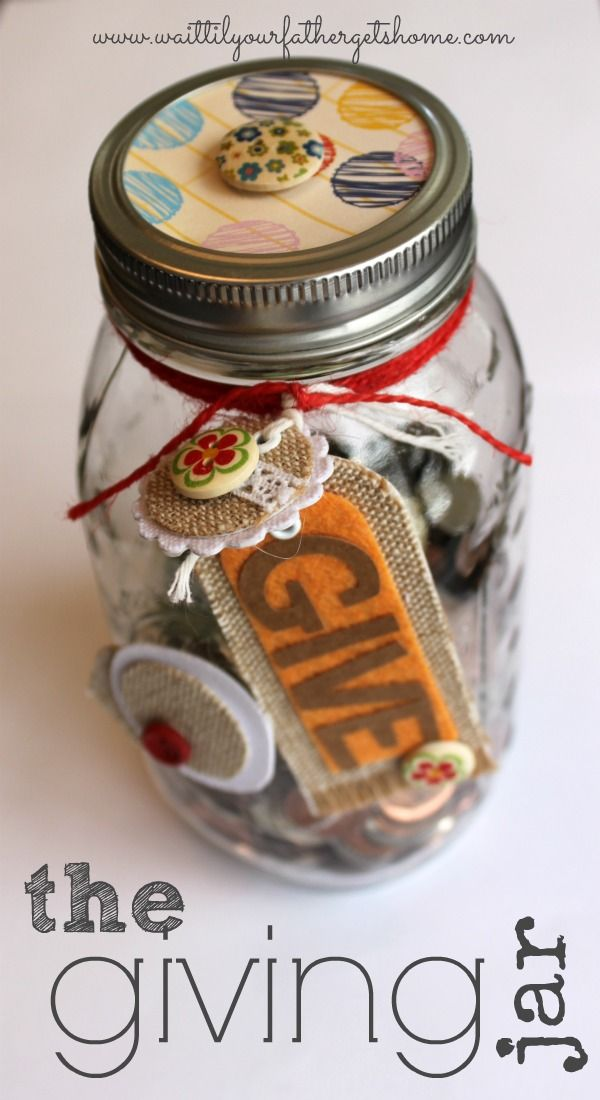 Best 25 donation jars ideas on pinterest how to glitter for Crafts to donate to charity