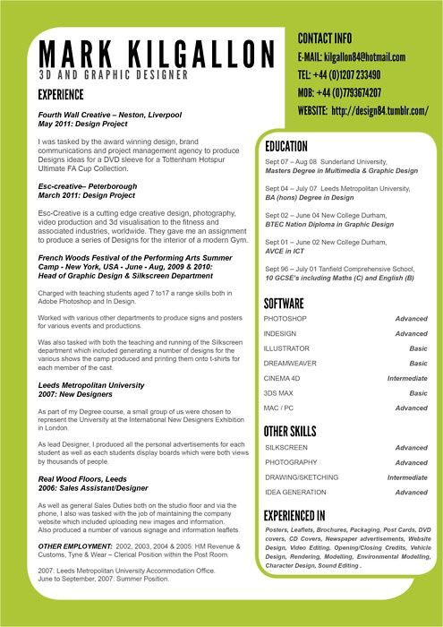 46 best Resume ideas images on Pinterest Resume ideas, Resume cv - ideas for resume