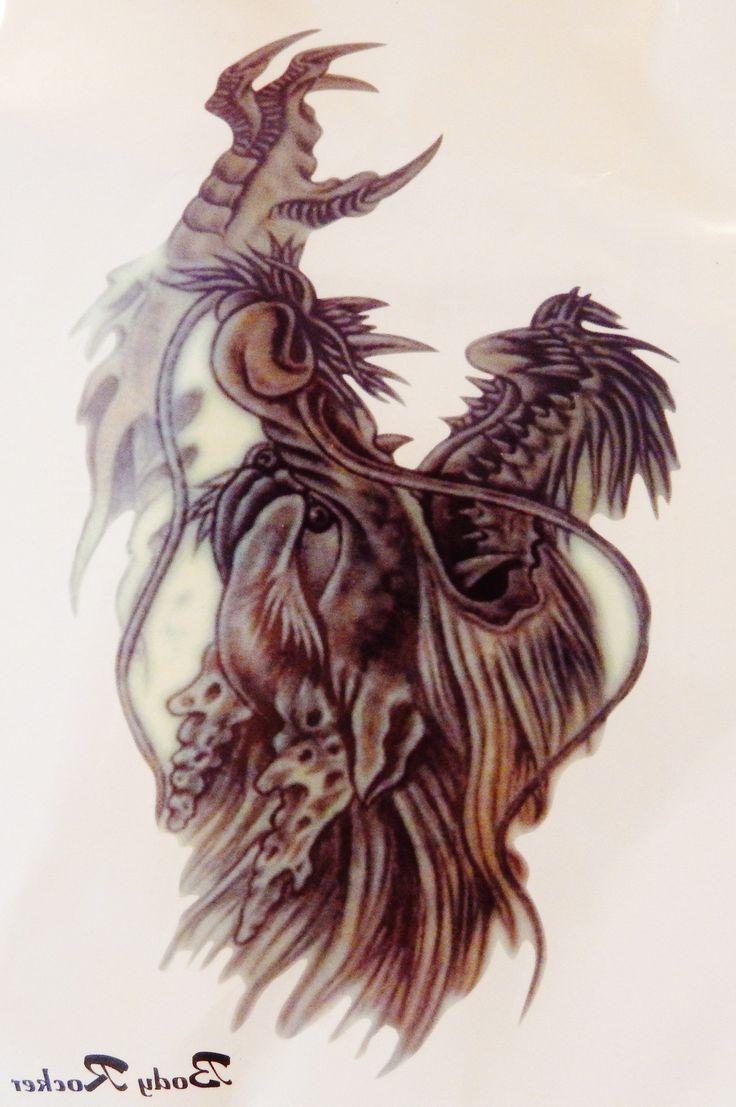 Tatouage dragon sexe galerie tatouage - Signification tatouage dragon ...
