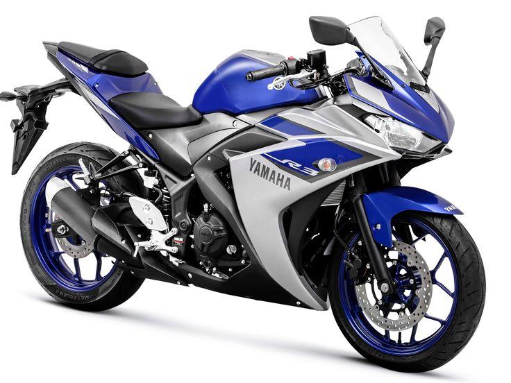 A Yamaha YZF-R3, 2017, 4k, motocicleta esportiva, A Yamaha R3, Japonês motocicletas, Yamaha