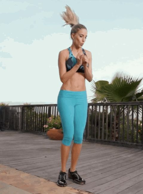 New Cardio Exercises - How to Do Better Jumping Jacks - Good Housekeeping