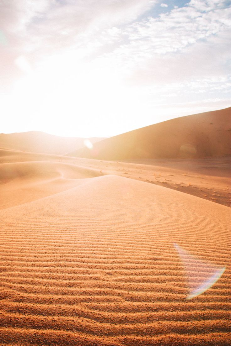 Watching the sunrise or sunset from the desert dunes is something you don't want to miss. Here you have some of our best shots. We wish you love them!! Related