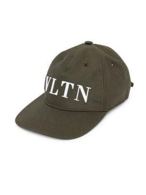 VALENTINO VLTN Logo Cap.  valentino  d687ea2778b