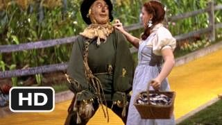 If I Only Had a Brain - The Wizard of Oz (4/8) Movie CLIP (1939) HD, via YouTube.