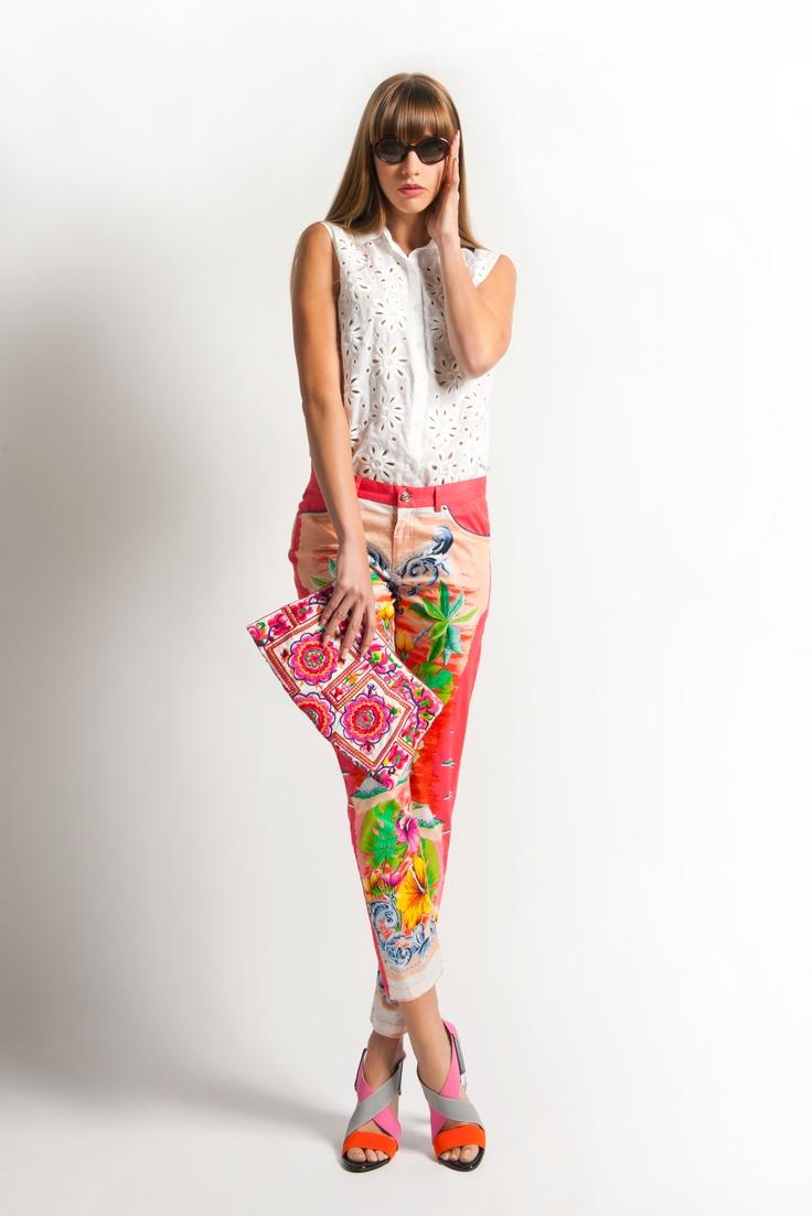 Moda primaveral, fresca, actual y sofisticada para Comuniones y celebraciones especiales. Luquita Modas.