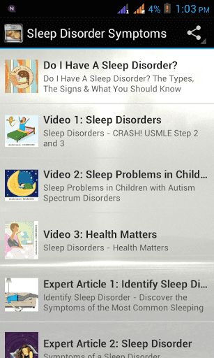 Do I Have A Sleep Disorder?<br>The Types, The Signs & What You Should Know<p>Topics Covered:<p>*Seven Signs that You Have a Sleeping Disorder<br>*More Women Then Men Suffering From Sleep Disorders<br>*Sleep Disorder Stats – Top Five Circumstances Caused by Lack of Sleep<br>*Sleep is Overrated - NOT! Why Us Mere Humans Need to Snooze<br>*Giving Pause to Sleep Paralysis – A Basic Overview of This Sleep Disorder<br>*Insomnia In Senior Citizens – What Causes This Sleep Disorder?<br>*Leg Pedaling…