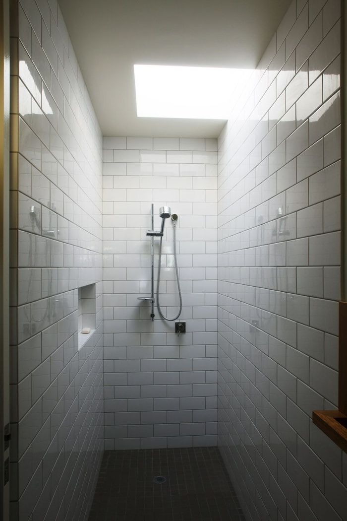 Narrow Shower Room Ideas For The Bathrooms Pinterest Beach Houses Showers And Beaches